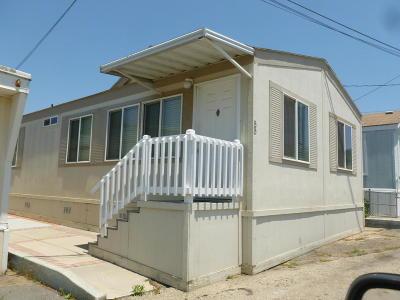 Ventura Mobile Home For Sale: 55 Magnolia Drive #55