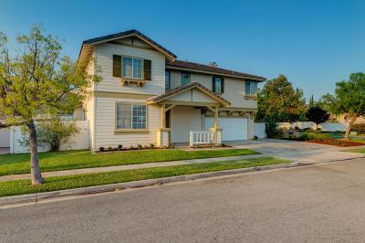 Fillmore Single Family Home Active Under Contract: 1001 Arrasmith Lane