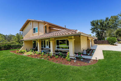 Westlake Village Single Family Home For Sale: 1658 Elstow Court