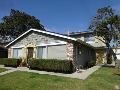 Port Hueneme Single Family Home Active Under Contract: 2612 Sextant Avenue
