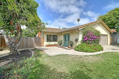 Ventura Single Family Home Active Under Contract: 209 Brentwood Avenue