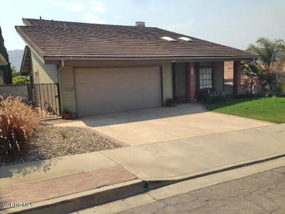 Santa Paula Single Family Home For Sale: 952 Loma Vista Place
