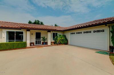 Oak View Single Family Home Active Under Contract: 11385 Puesta Del Sol