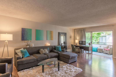 Ventura Single Family Home Active Under Contract: 3700 Dean Drive #208