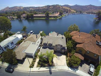 Westlake Village Single Family Home For Sale: 3906 Fairbreeze Circle