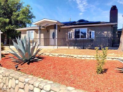 Oak View Single Family Home Active Under Contract: 335 Ventura Avenue