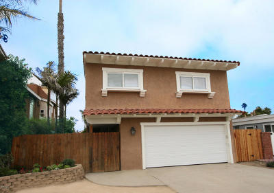 Single Family Home Active Under Contract: 5125 Surfrider Way