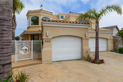Oxnard Single Family Home Active Under Contract: 2120 Ravoli Drive