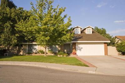 Camarillo Single Family Home For Sale: 2258 Via Tomas