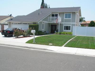 Camarillo Single Family Home For Sale: 1429 Sierra Madre Drive