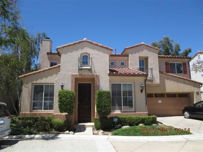 Moorpark Single Family Home Active Under Contract: 11825 Trapani Court