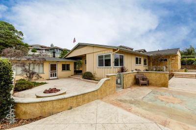 Santa Paula Single Family Home For Sale: 541 Ridgecrest Drive