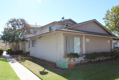 Oxnard Single Family Home Active Under Contract: 916 Cheyenne Way