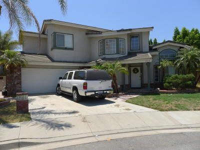 Fillmore Single Family Home Active Under Contract: 1016 Meadowlark Drive