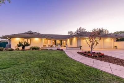 Camarillo Single Family Home Active Under Contract: 1913 Cervato Drive