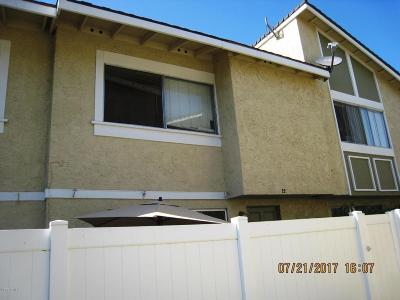 Santa Paula Single Family Home For Sale: 22 Bahia Circle
