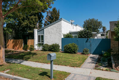 Ventura Single Family Home Active Under Contract: 5675 Amherst Street
