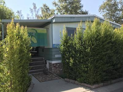 Ojai Mobile Home For Sale: 950 Woodland Avenue #84