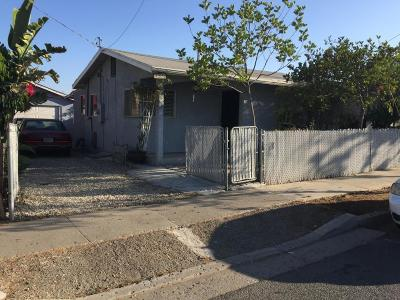 Fillmore Single Family Home Active Under Contract: 854 4th Street