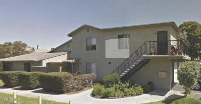 Oxnard CA Condo/Townhouse Active Under Contract: $245,000