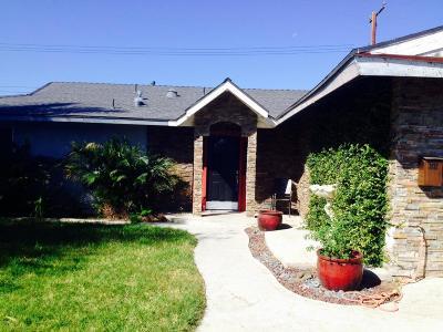Oxnard Single Family Home For Sale: 1953 Almanor Street