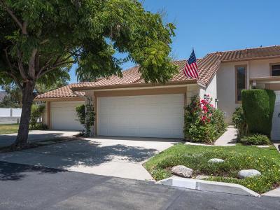Newbury Park Single Family Home For Sale: 292 San Vincente Circle