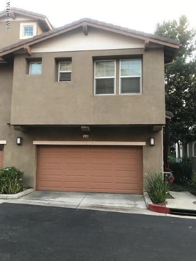 Camarillo Single Family Home Active Under Contract: 4606 Via Presidio #114