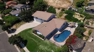 Thousand Oaks Single Family Home For Sale: 1222 Lamont Avenue