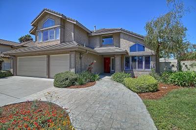 Oxnard Single Family Home Active Under Contract: 1001 Ebony Drive