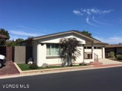 Ventura Single Family Home For Sale: 35 Flamingo Way #35