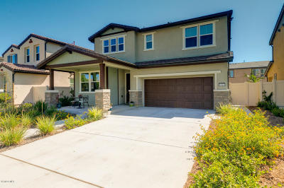 Oxnard Single Family Home Active Under Contract: 536 Seine River Way