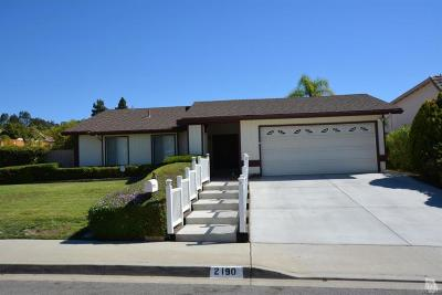 Camarillo Rental For Rent: 2190 Brookhill Drive