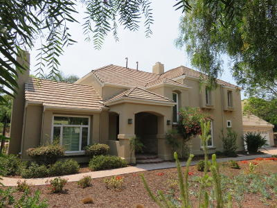 Camarillo Single Family Home For Sale: 1161 Via Latina Drive