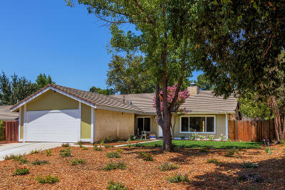 Agoura Hills Single Family Home For Sale: 28415 Waring Place