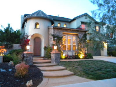Moorpark Single Family Home Active Under Contract: 13891 Eaton Hollow Avenue