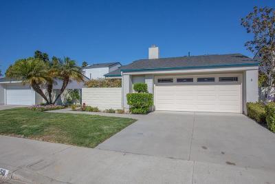 Ventura Single Family Home Active Under Contract: 7550 Henderson Road