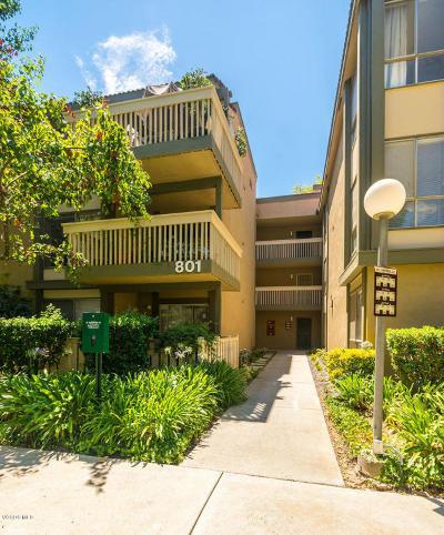 Thousand Oaks Single Family Home For Sale: 801 Pinetree Circle #35