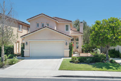 Thousand Oaks Single Family Home For Sale: 3112 Ferncrest Place