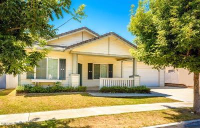 Fillmore Single Family Home Active Under Contract: 982 Hinckley Lane