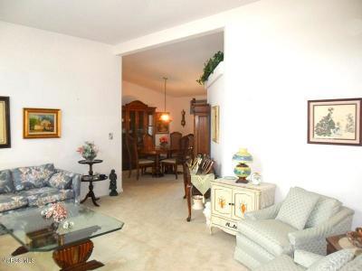 Oxnard Mobile Home Active Under Contract: 280 Gaviota Place #151