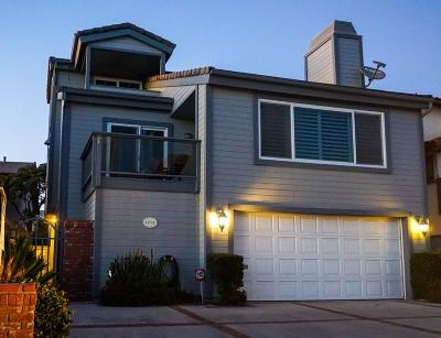 Ventura Single Family Home For Sale: 1215 Cornwall Lane