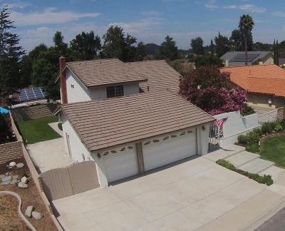 Newbury Park Single Family Home For Sale: 785 Cypress Street