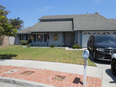Oxnard Single Family Home Active Under Contract: 4220 Drake Drive