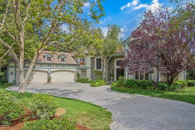 Westlake Village Single Family Home For Sale: 4172 Oak Place Drive