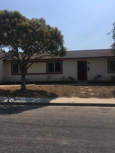 Ventura County Single Family Home For Sale: 2424 Greenbrook Drive