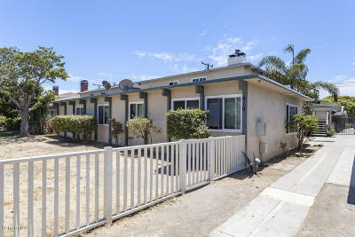 Oxnard Multi Family Home For Sale: 410 Canterbury Way