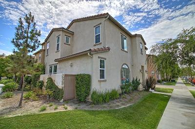 Oxnard Single Family Home Active Under Contract: 1142 Ambrosia Street