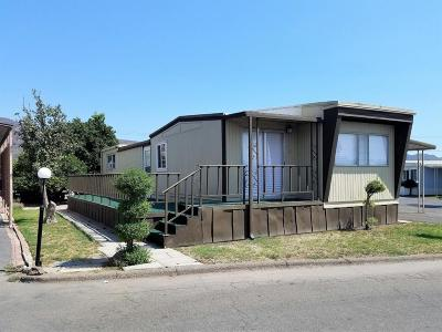 Santa Paula Mobile Home For Sale: 15433 W Telegraph Rd # 21 Road