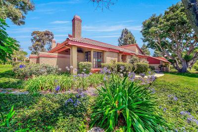 Oxnard Single Family Home For Sale: 3707 Via Pacifica Walk