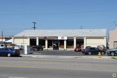 Oxnard Commercial For Sale: 1650 S Oxnard Boulevard